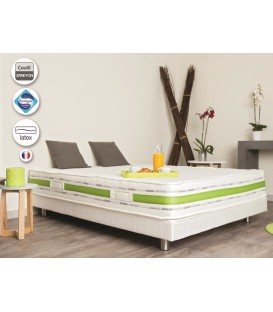 Matelas 90 x 190. Matelas Latex Grand Confort 90x190x22