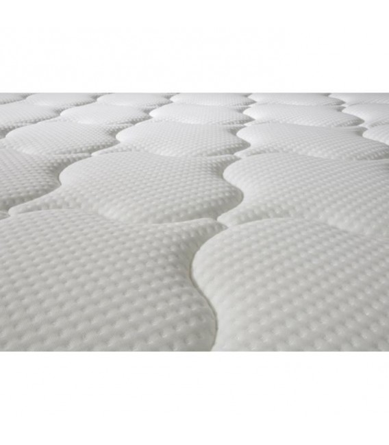 Matelas Latex confort 160x200 22 cm 2 personnes grand confort