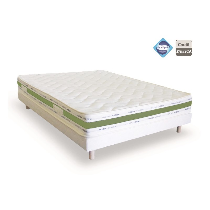 matelas 160 pas cher matelas 160 x 200 epeda yela 160 200. Black Bedroom Furniture Sets. Home Design Ideas