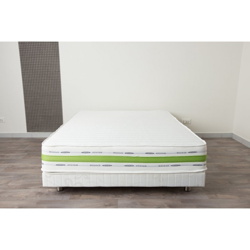 super matelas 160x200 h 22 bio latex pas cher. Black Bedroom Furniture Sets. Home Design Ideas