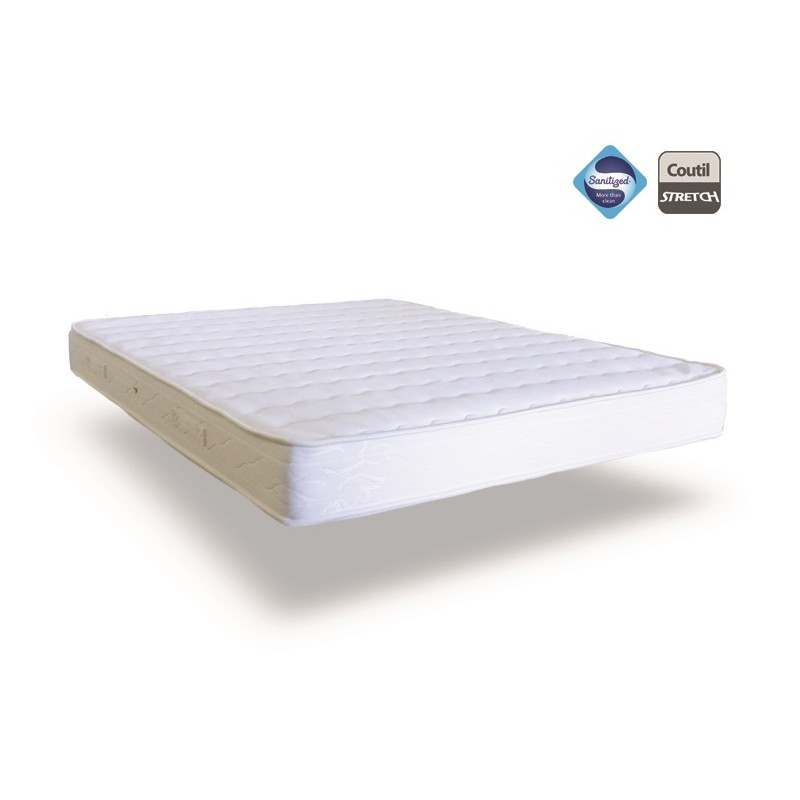 matelas multir ves 6 zones de confort 140 x 190 cm france matelas. Black Bedroom Furniture Sets. Home Design Ideas