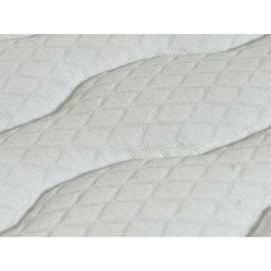Matelas mousse Luxe Grand Confort 1 personne 90 x 190