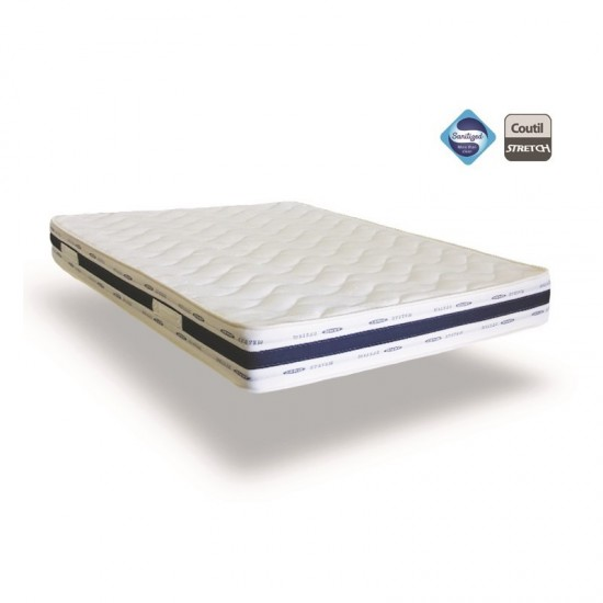 Matelas Luxe Grand Confort 1 personne 90 x 190