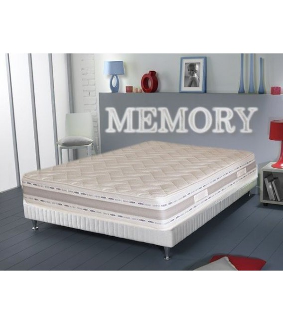 matelas m moire de forme 160x200 cm confort optimal. Black Bedroom Furniture Sets. Home Design Ideas